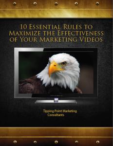 10 esssential rules TPM final