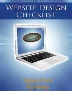Website design checklist TPM